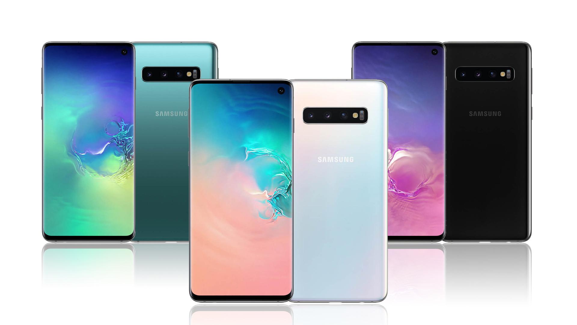 Noile Samsung Galaxy S10, S10 Plus și S10e