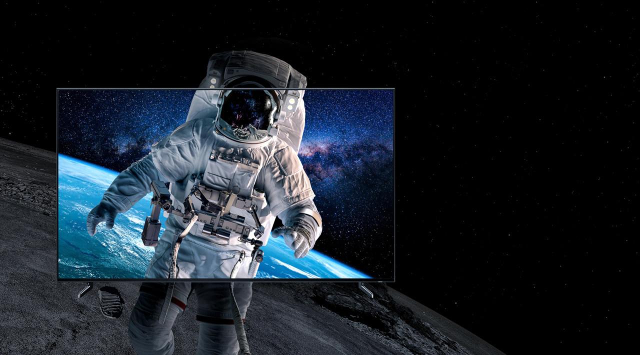 O, brand frumos, o brand frumos, Cu ecrane tot QLEDe: Samsung TV gama 2019