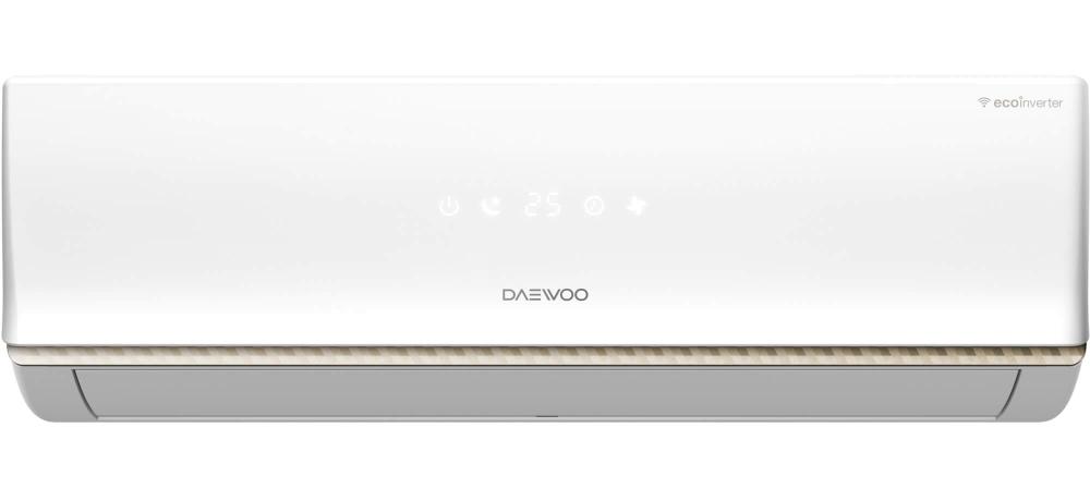 Aparat de aer conditionat Daewoo DSB-H1202JLH-VK, 12000 BTU, Inverter, Wi-Fi, Clasa A++, Kit instalare inclus