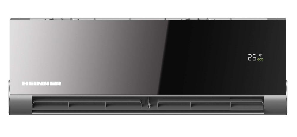 Aparat de aer conditionat Heinner Obsidian HAC-12OWF-BK, 12000 BTU, Inverter, Wi-Fi, Clasa A++