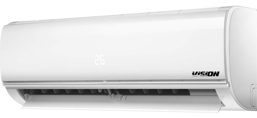 Aparat de aer conditionat Vision Touch COMFY-KIT, 12000 BTU, Inverter, Clasa A++, Kit instalare inclus