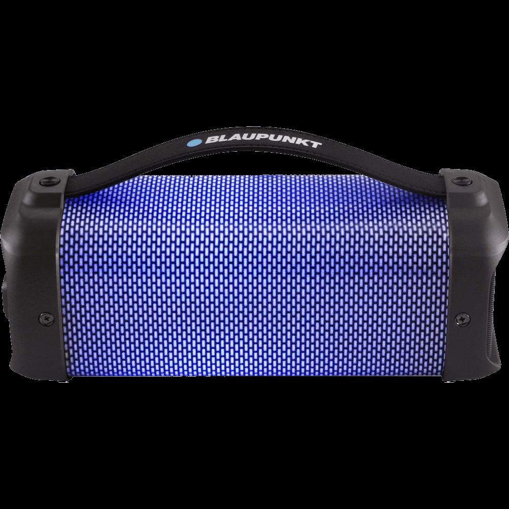 Boxa portabila Blaupunkt BT30LED, Bluetooth, Albastru
