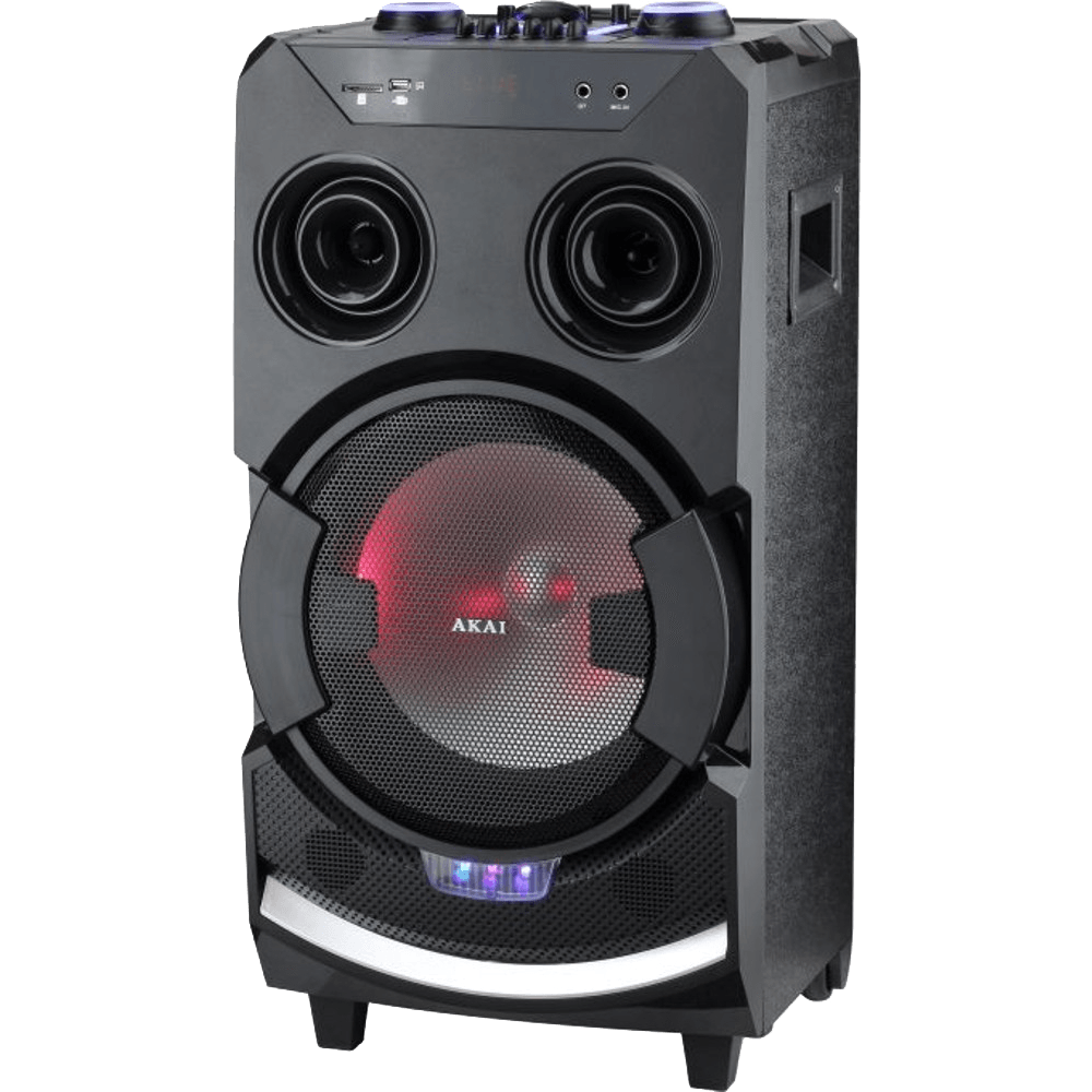 Boxa portabila Akai ABTS-112, Bluetooth, Negru