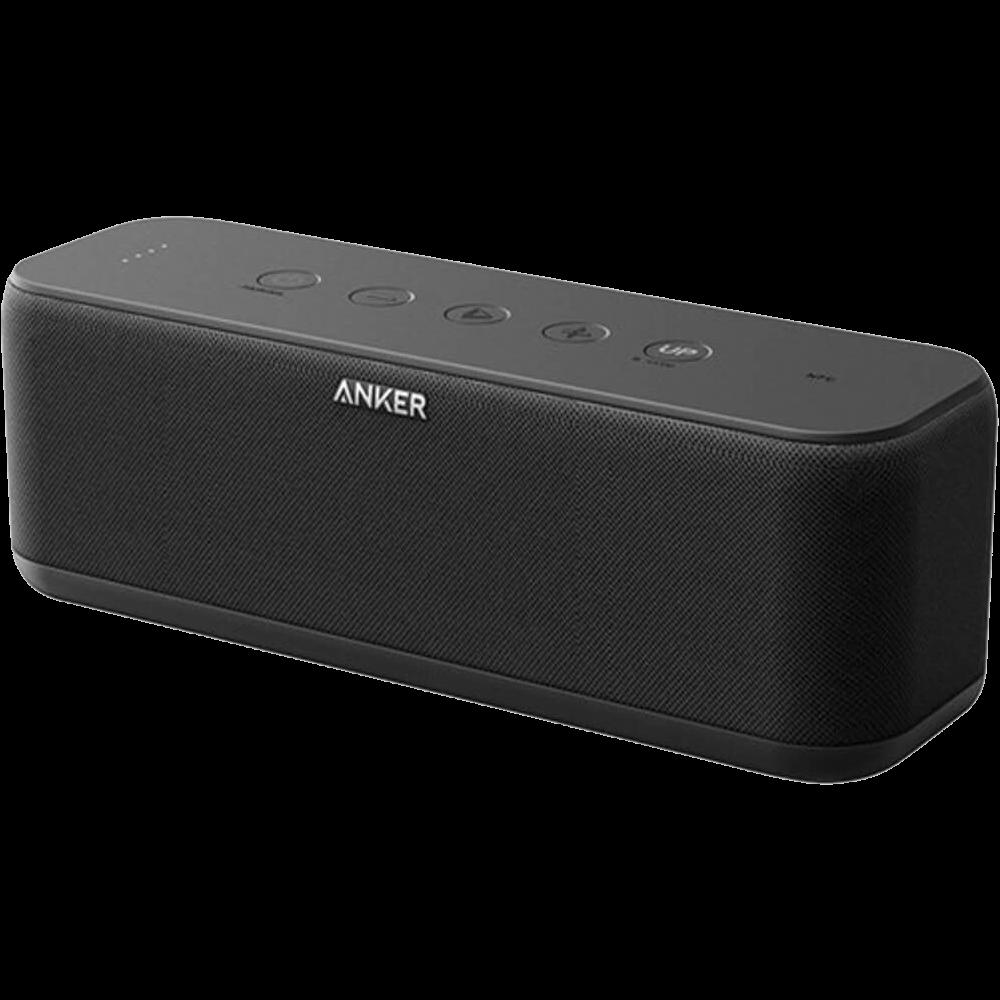 Boxa portabila Anker SoundCore Boost, Bluetooth, Negru