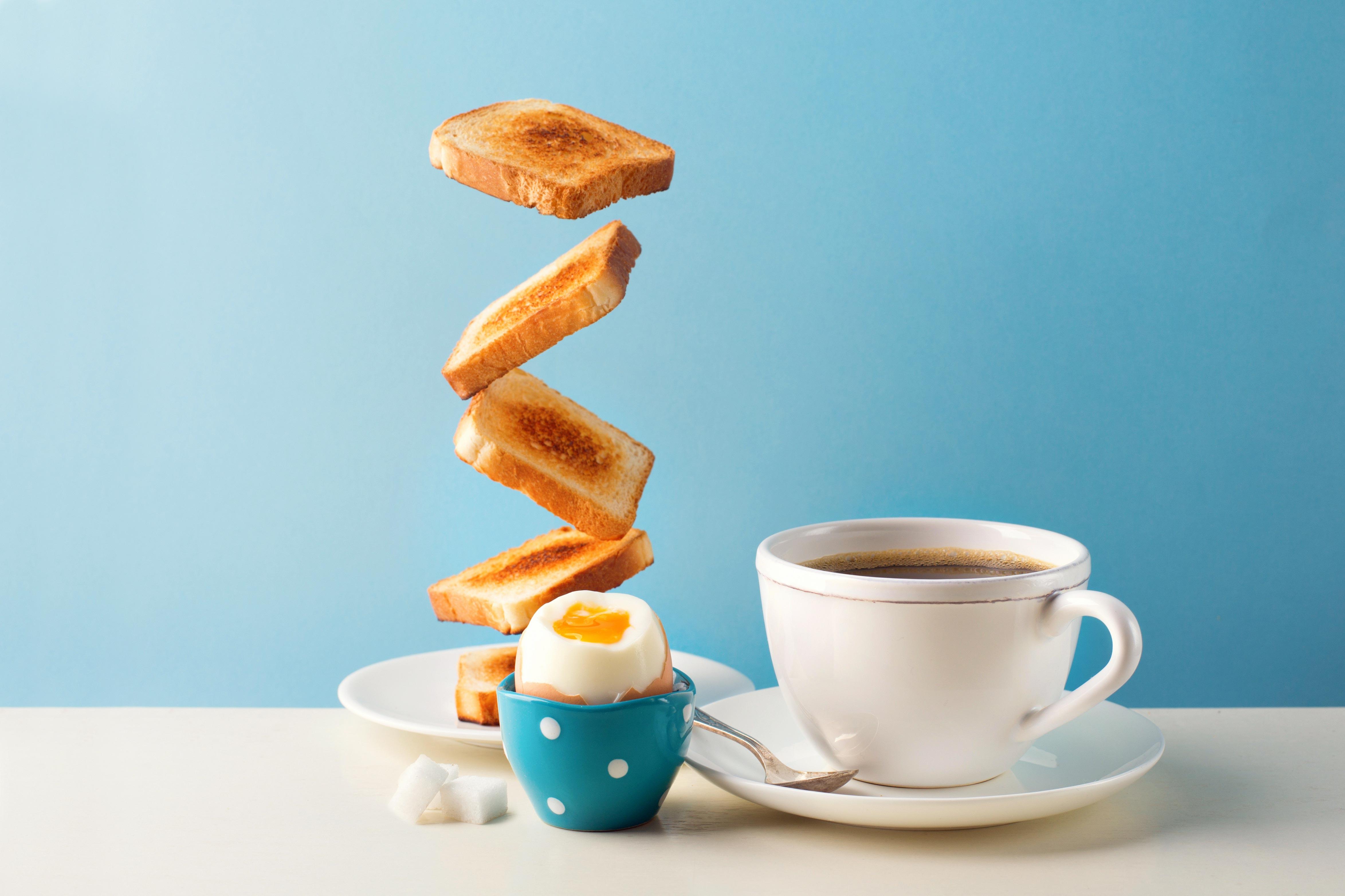 3+1 prăjitoare de pâine. Pentru un mare răsfăț la micul dejun.