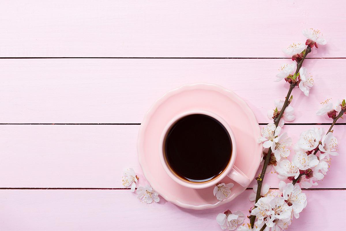 Cu o ceașcă de cafea se face primăvară