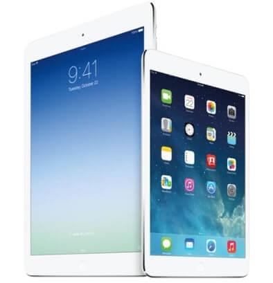 Tablete iOS