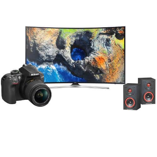 TV, Audio-Video, Foto