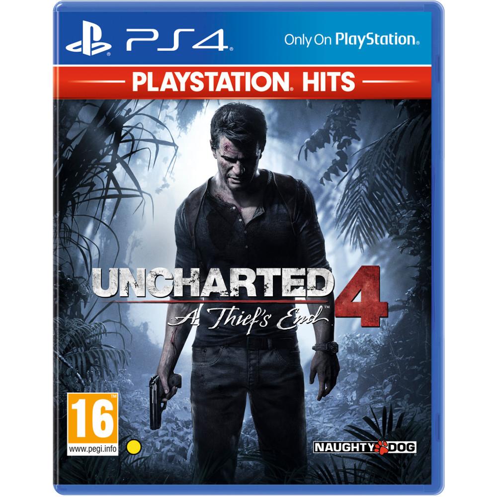 Joc Ps4 Uncharted 4 : A Thief`s End