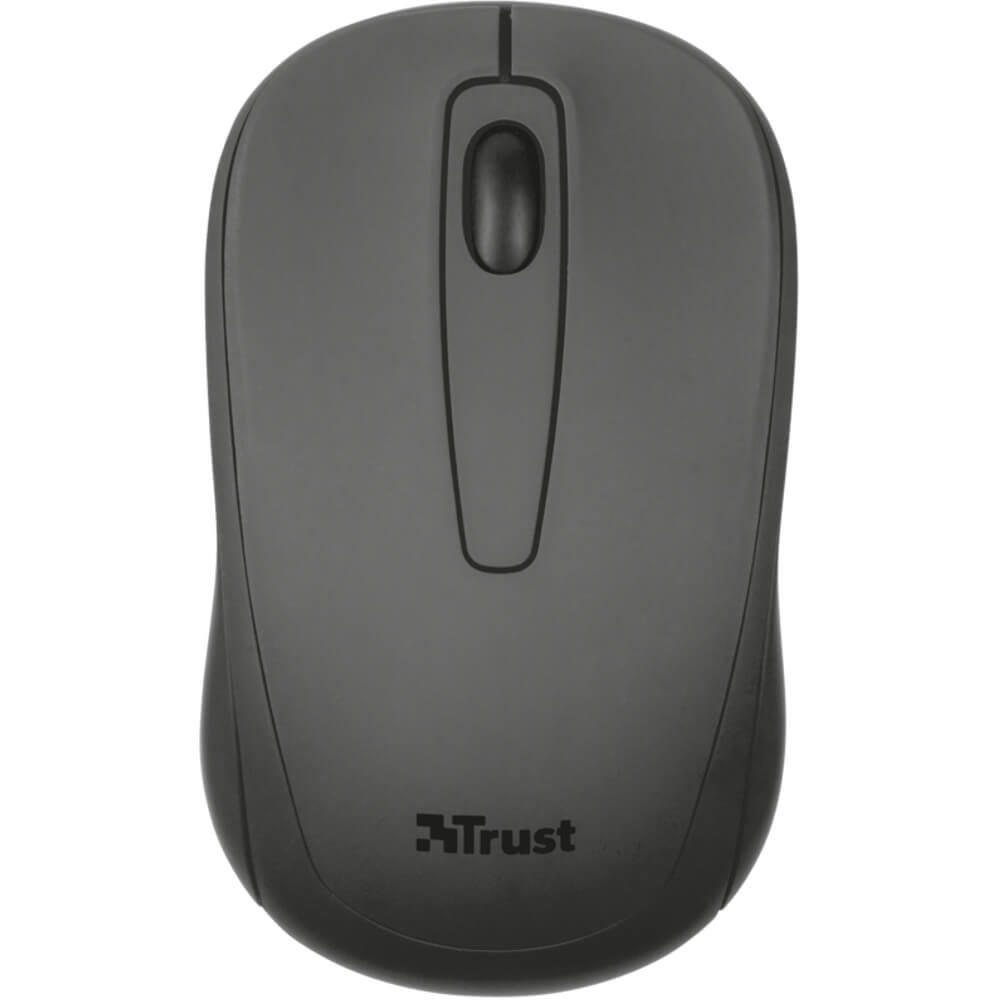 Mouse wireless Trust Ziva Compact 21509 Negru