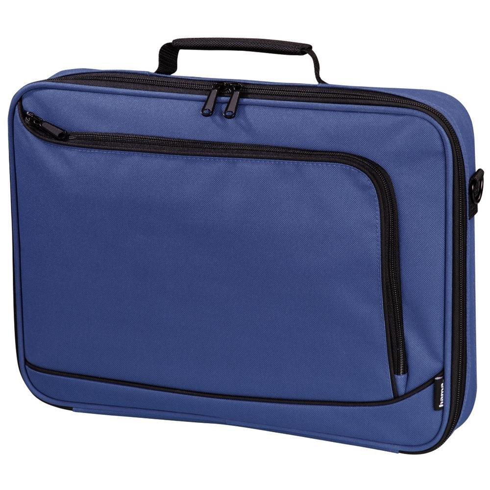 Geanta laptop Hama Sportsline Bordeux, 15.6?, Albastru