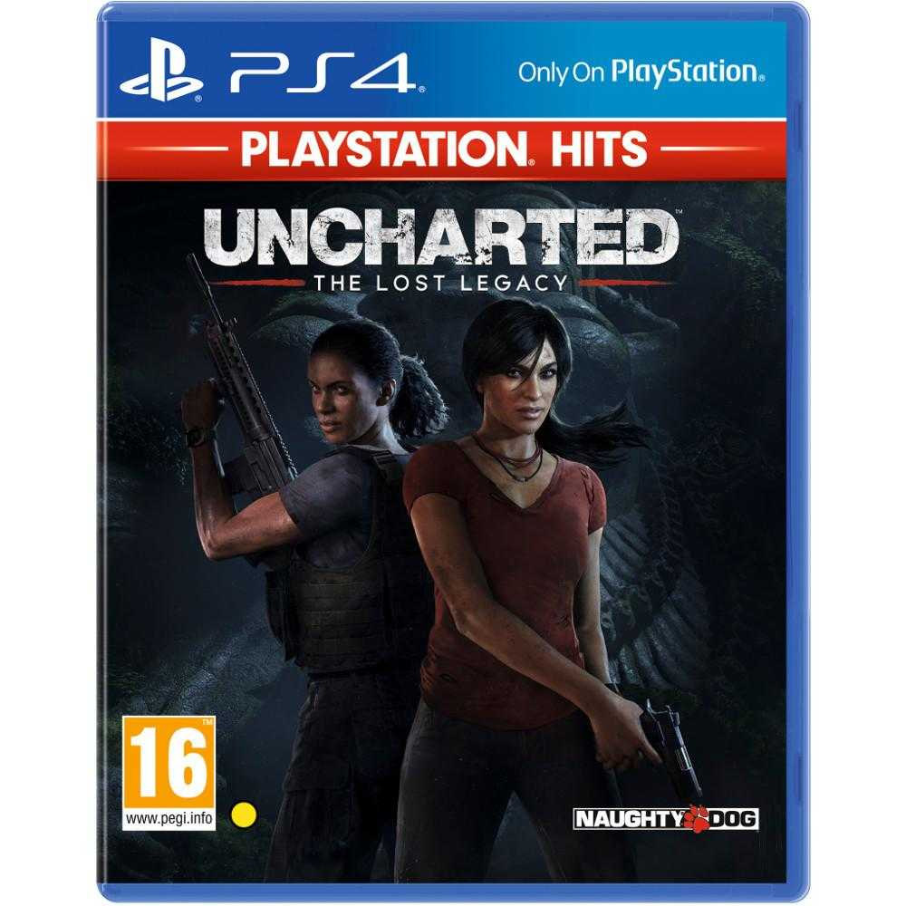 Joc PS4 Uncharted: The Lost Legacy