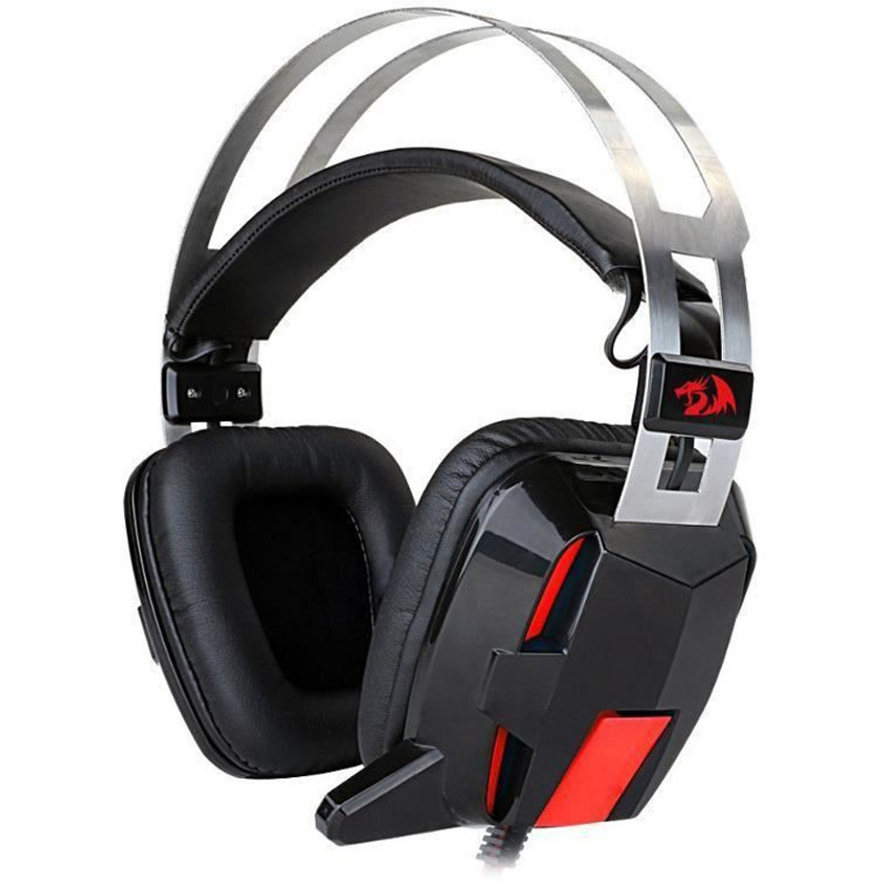 Casti Gaming Cu Microfon Redragon Lagopasmutus2, Negru