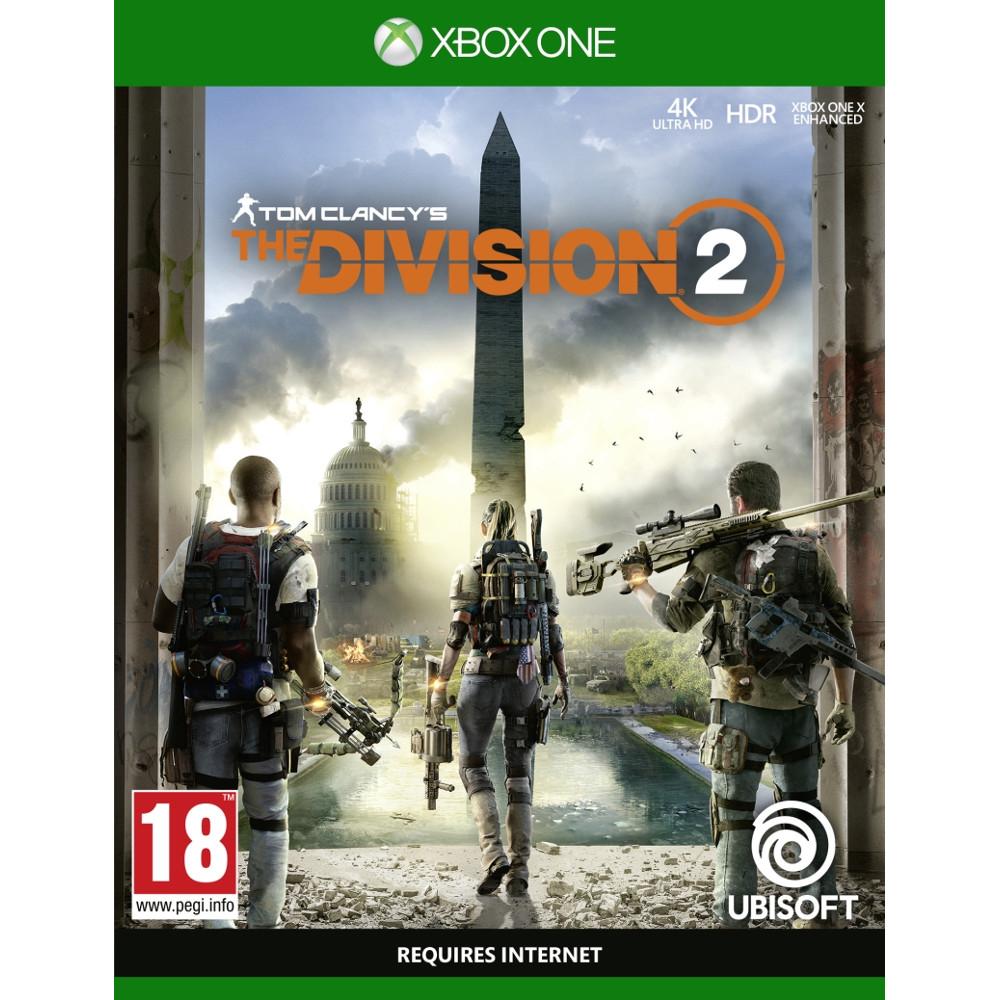 Joc Xbox One Tom Clancy`s The Division 2