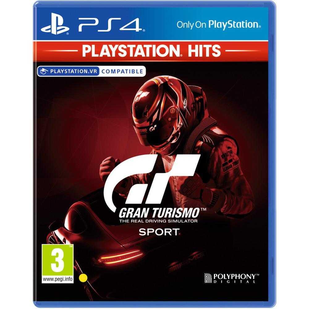 Joc Ps4 Gran Turismo Sport