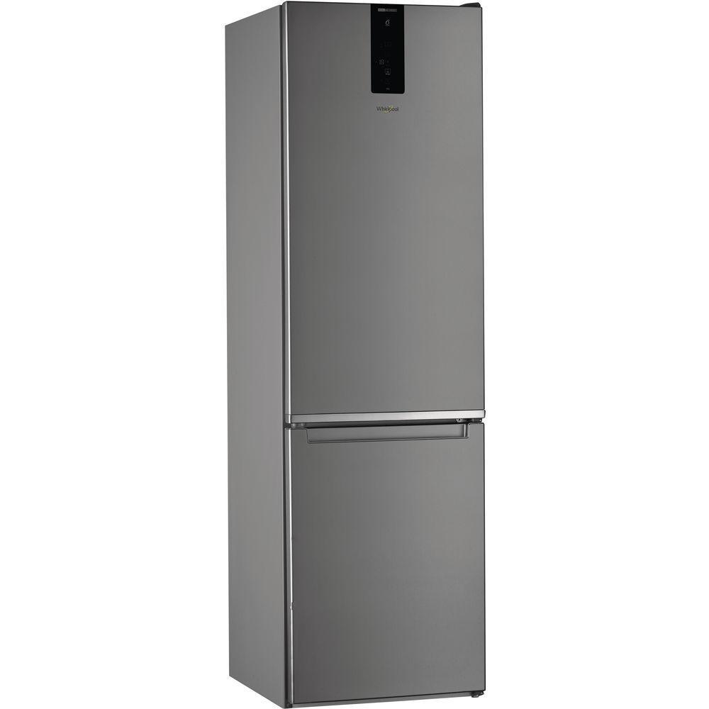 Combina frigorifica Whirlpool W9 921D OX, No Frost, 348 l, Clasa A++