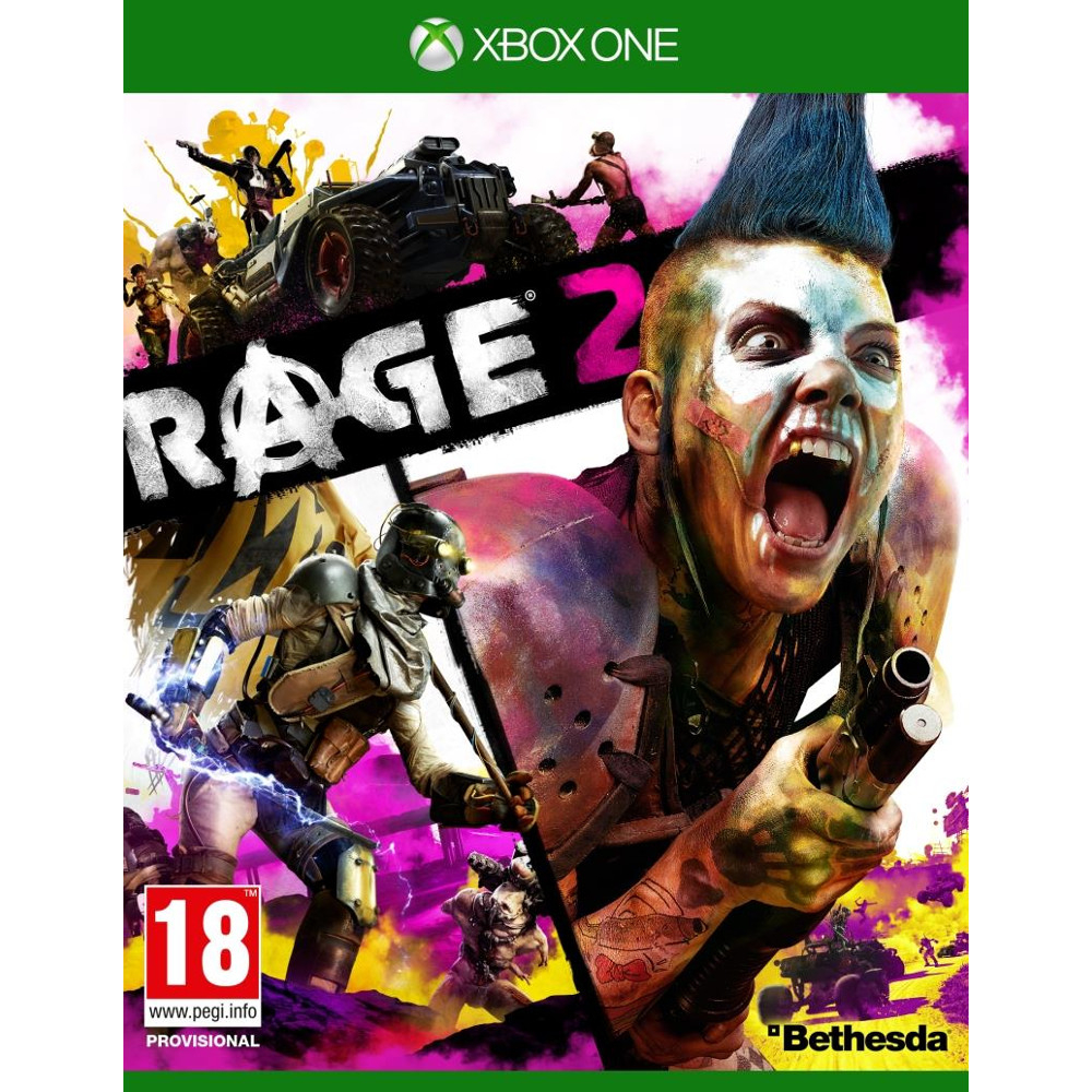 Joc Xbox One Rage 2