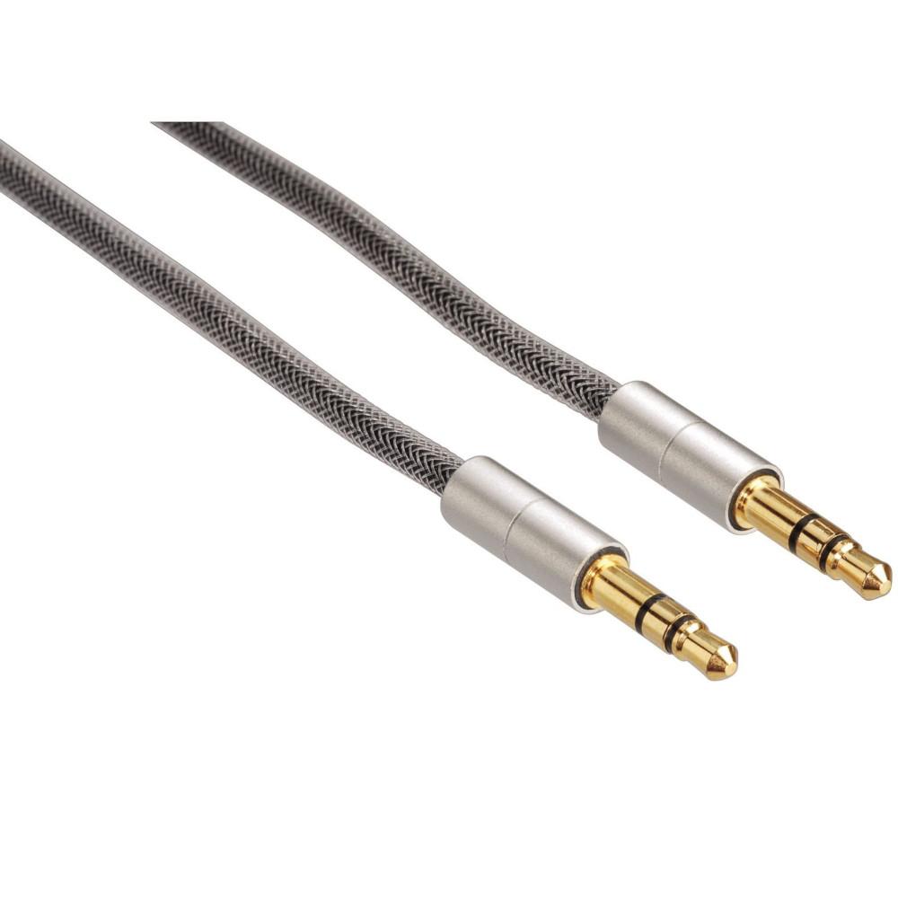 Cablu audio Hama 80869, 2 x Jack 3.5 mm, 2 m