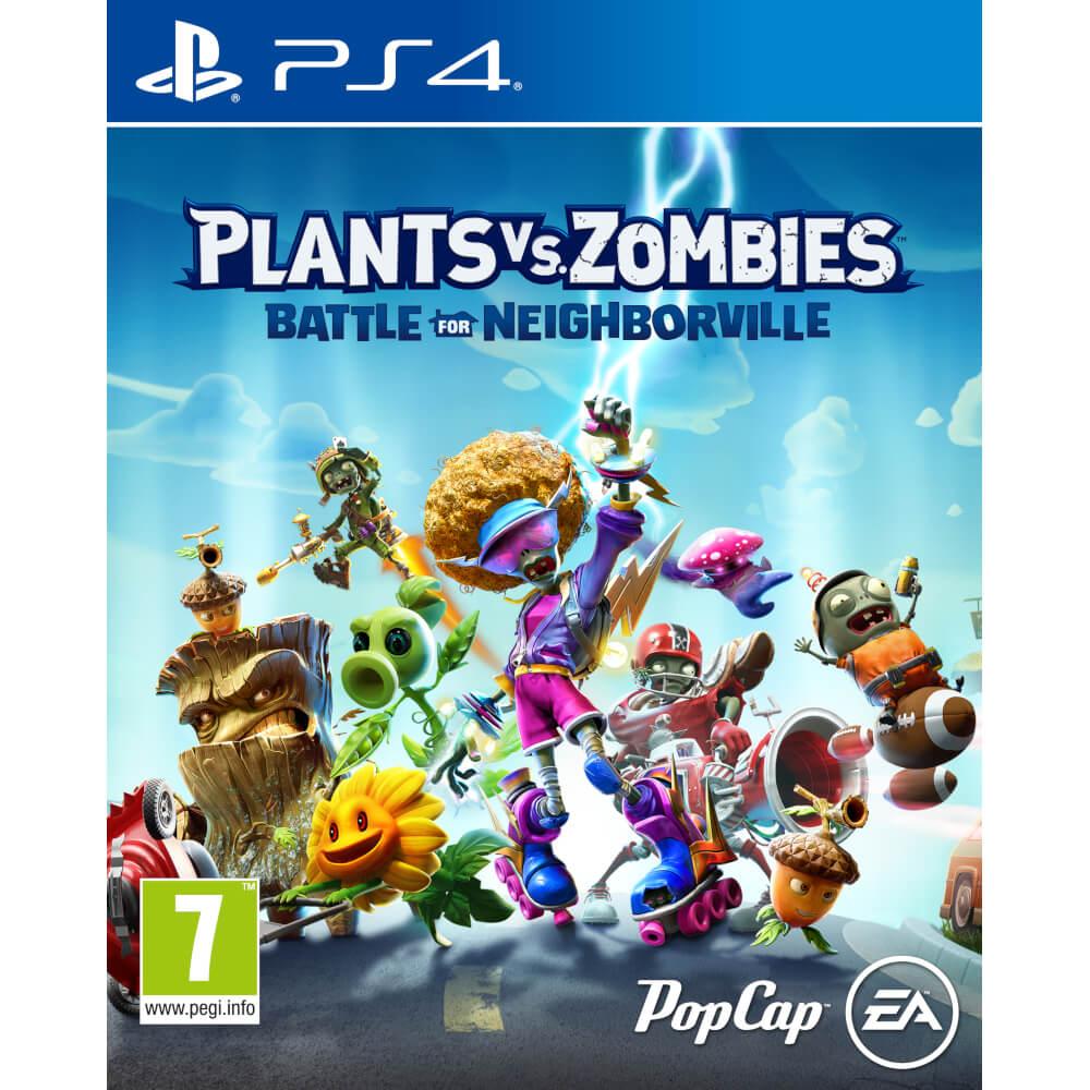 Joc Ps4 Plants Vs Zombies: Battle For Neighborville