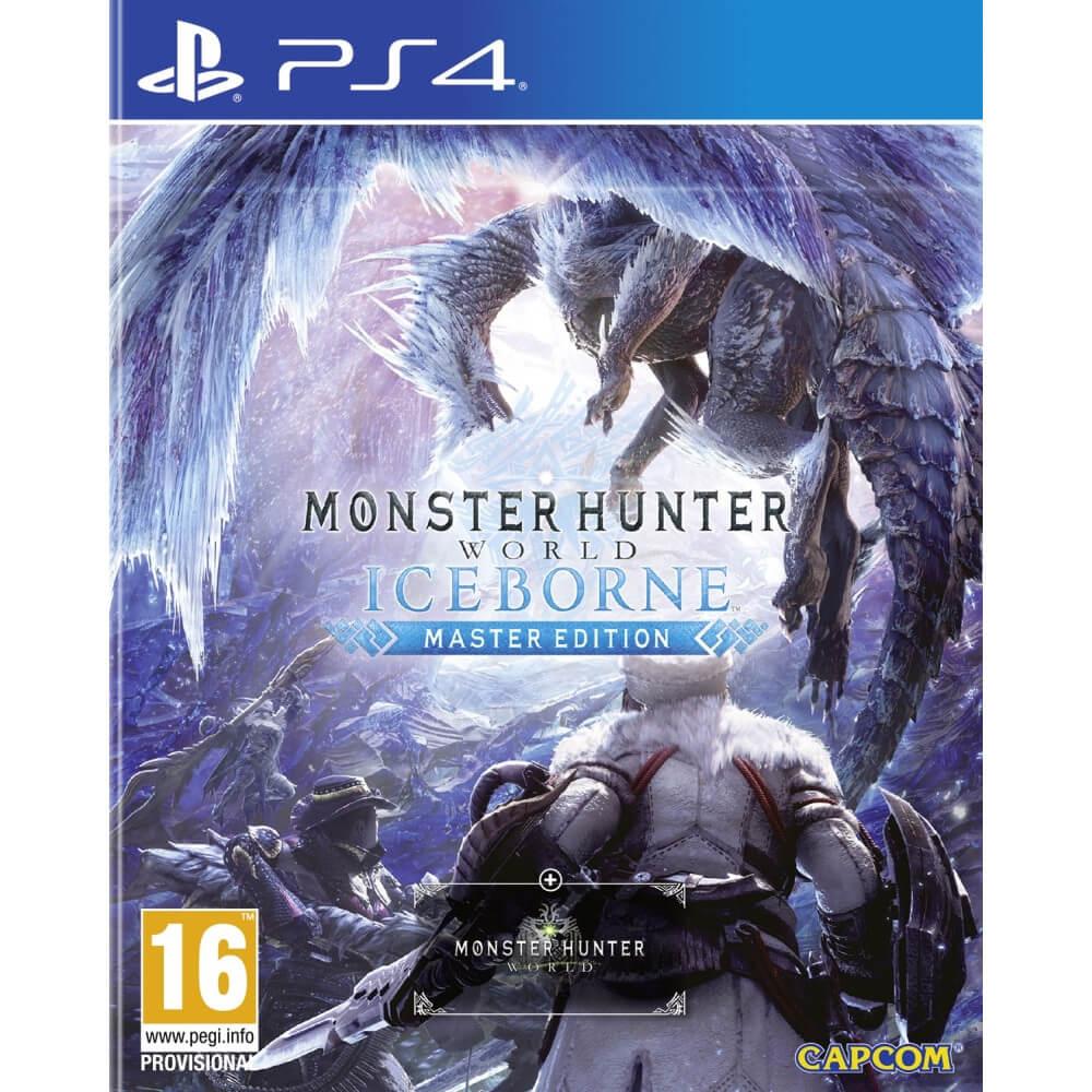 Joc Ps4 Monster Hunter World Iceborne