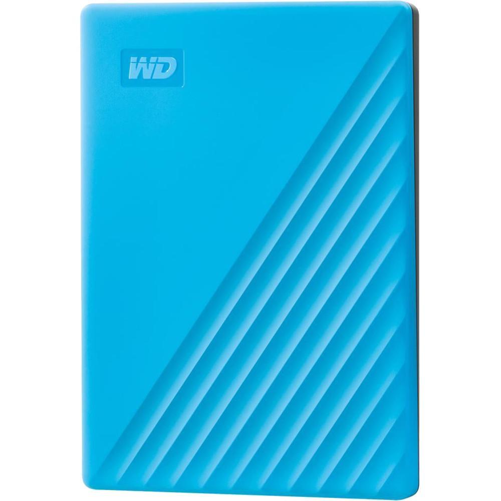 HDD extern Western Digital My Passport, 2TB, 2.5?, USB 3.2 Gen 1, Albastru