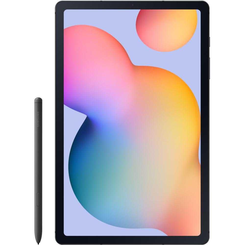 Tableta Samsung Galaxy Tab S6 Lite, 10.4?, Octa Core, 64GB, 4GB RAM, Wi-Fi, Oxford Gray
