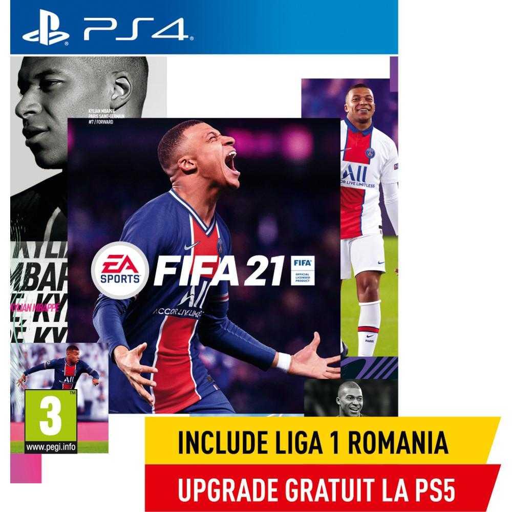 Joc Ps4 Fifa 21 Standard Edition