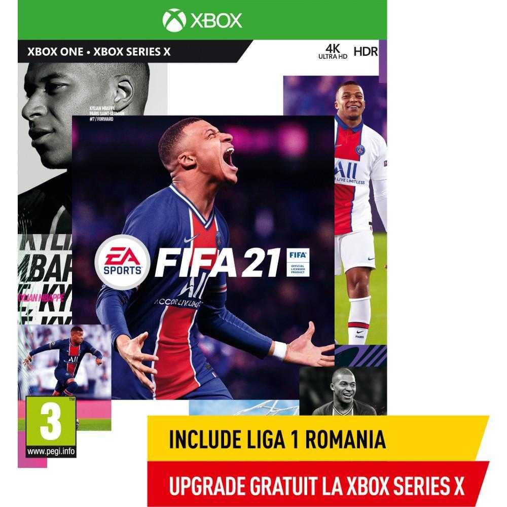 Joc Xbox One Fifa 21 Standard Edition