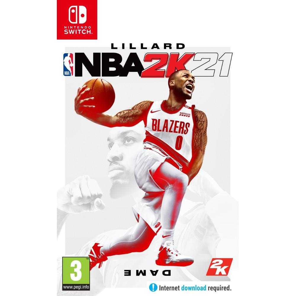 Joc Nintendo Switch Nba 2k21
