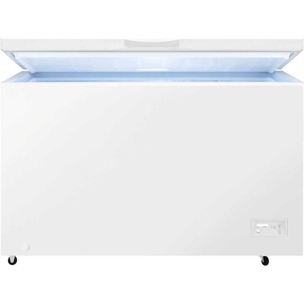 Lada frigorifica Zanussi ZCAN38FW1, 371 l, Clasa F, (clasificare energetica veche Clasa A+)