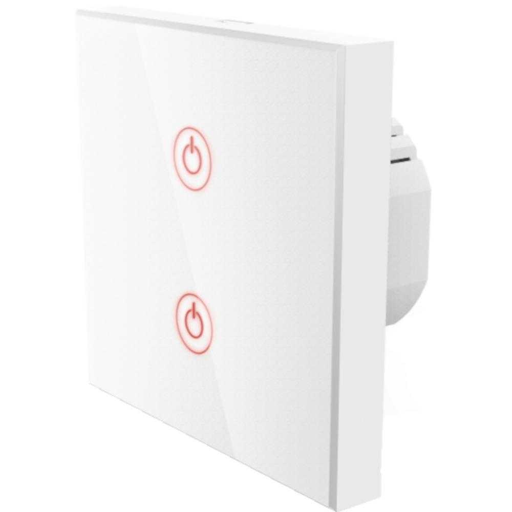 Intrerupator inteligent Wireless Hama 176551, Alb