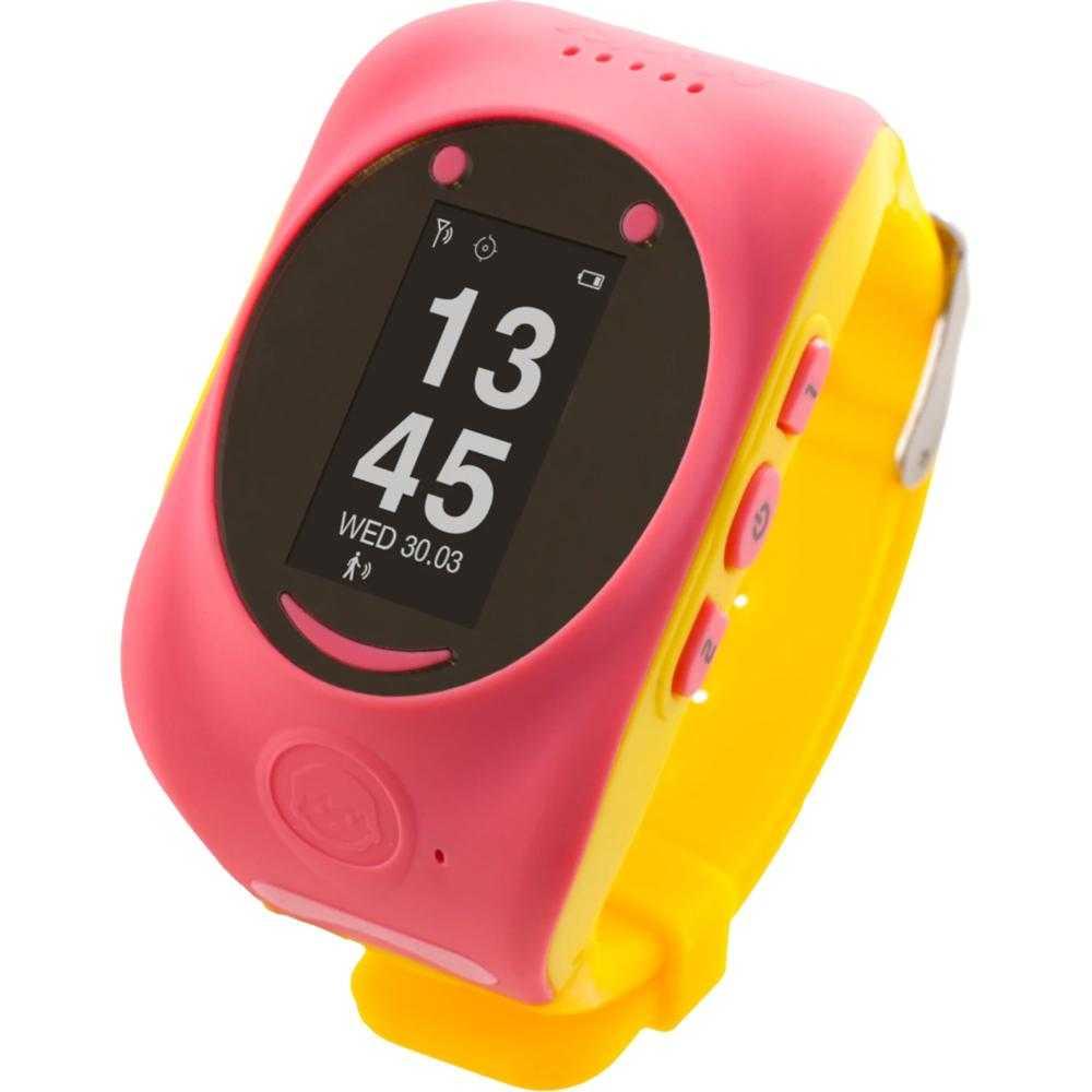 Smartwatch pentru copii MyKi Watch, Roz