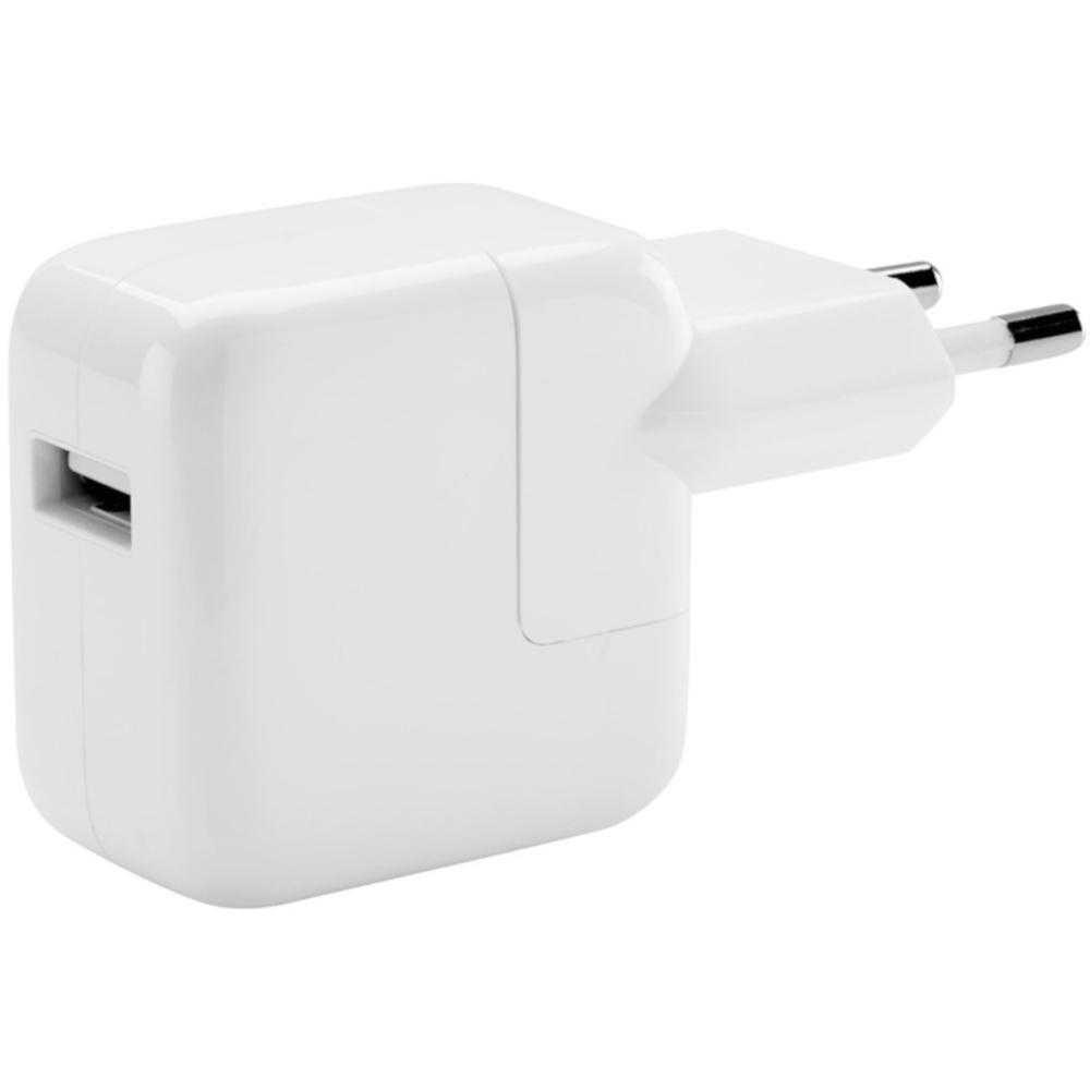 Adaptor De Alimentare Ipad Apple Mgn03zm/a, 12w, Usb, Alb