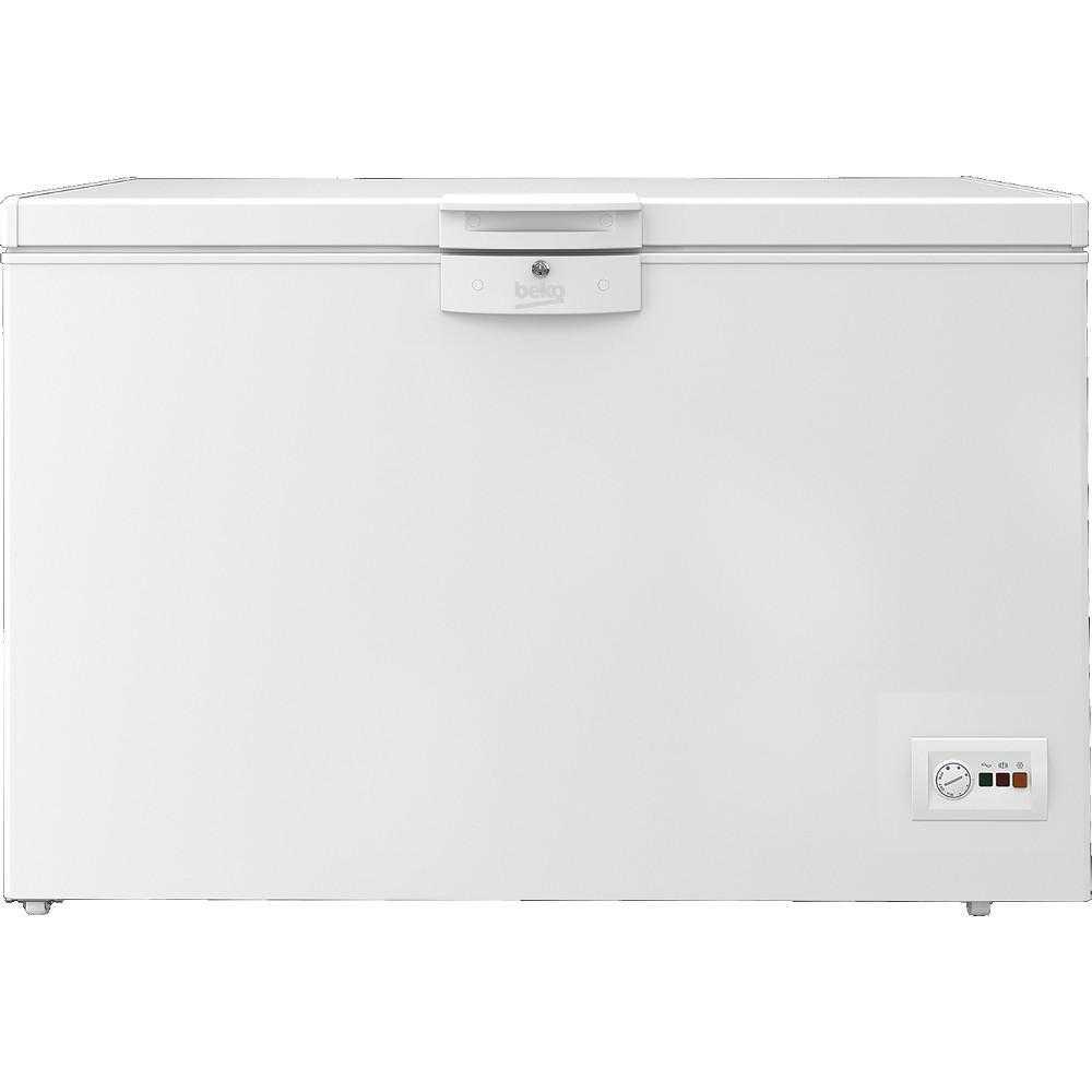 Lada frigorifica Beko HSA29540N, 284 l, Clasa E, (clasificare energetica veche Clasa A++)