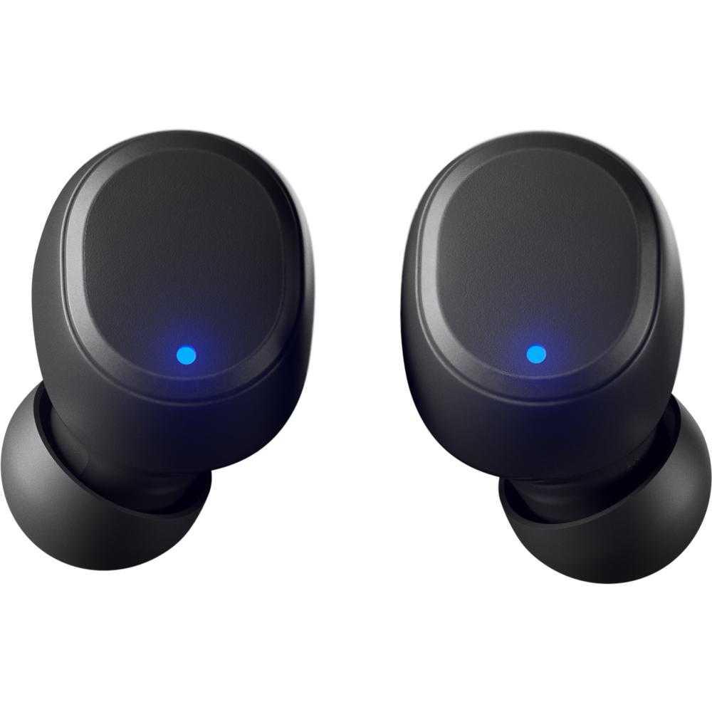 Casti True Wireless Skullcandy Spoke 2.0, Bluetooth, Negru