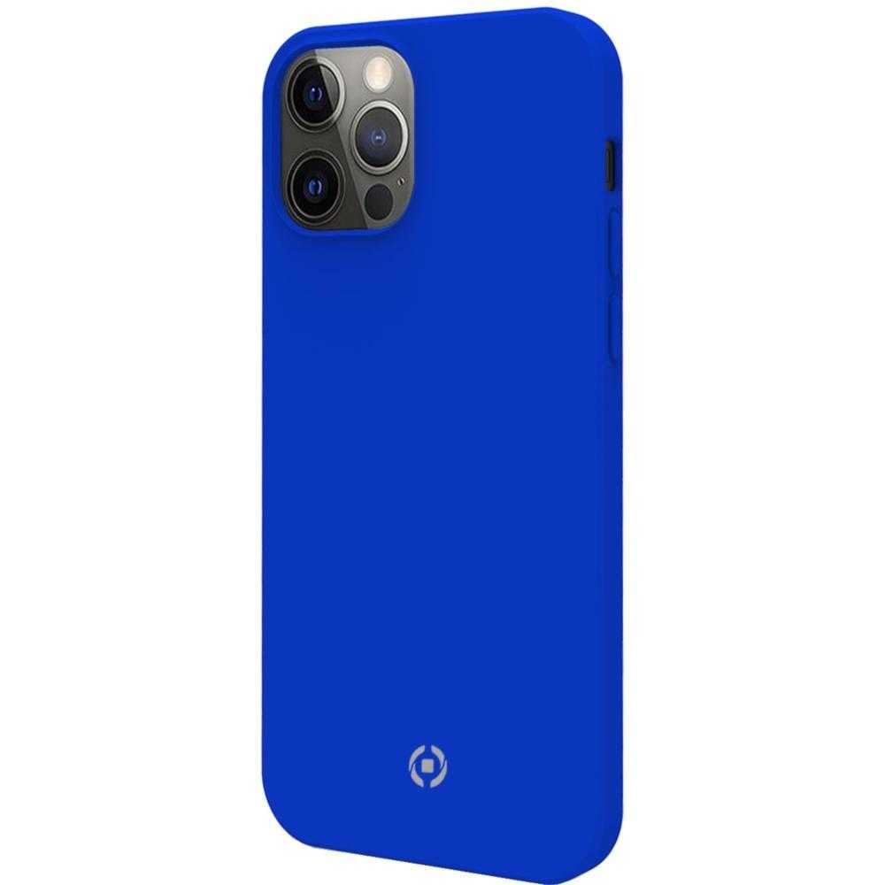 Husa De Protectie Celly Feeling Pentru Iphone 12 Pro Max, Albastru