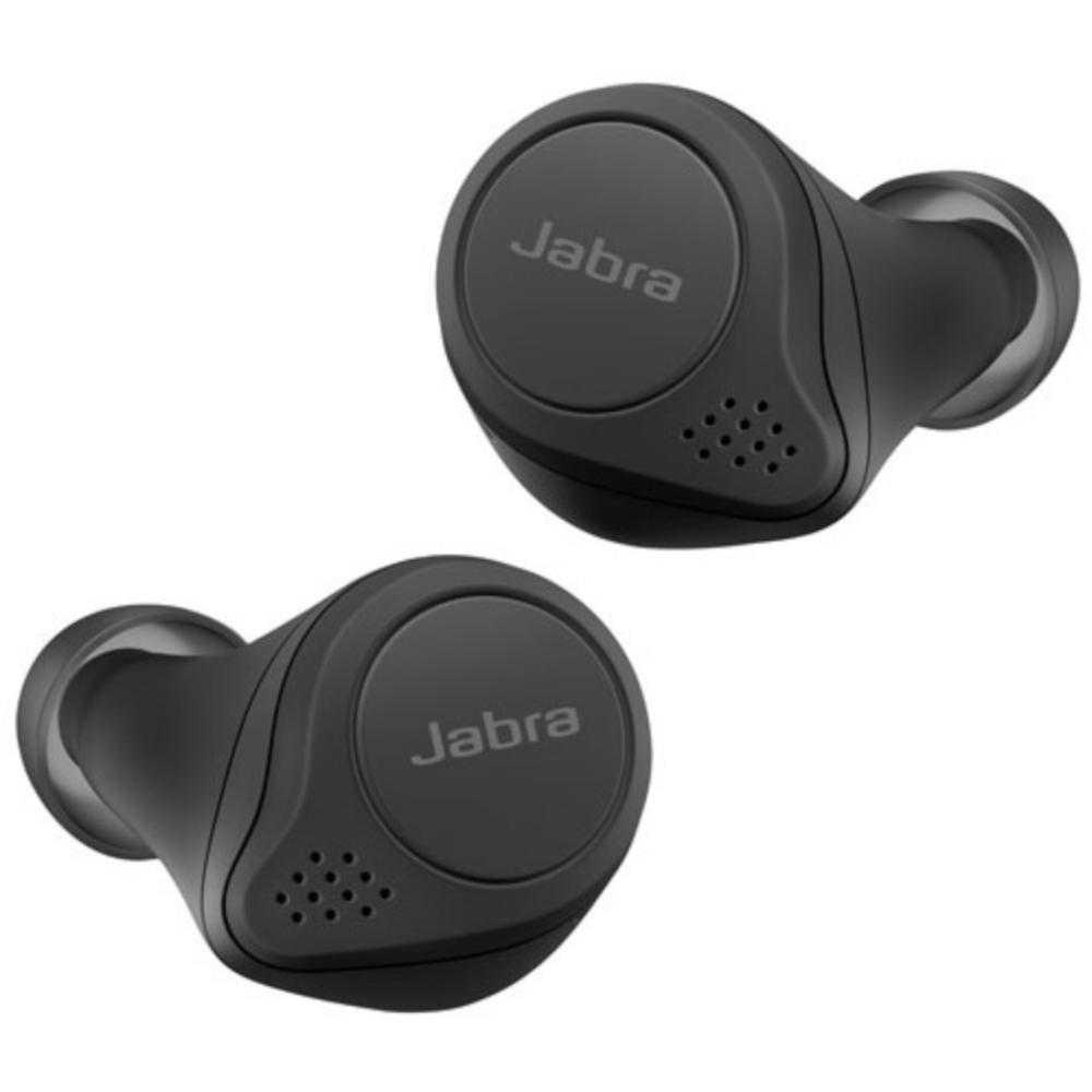 Casti True Wireless Jabra Elite 75t, Black