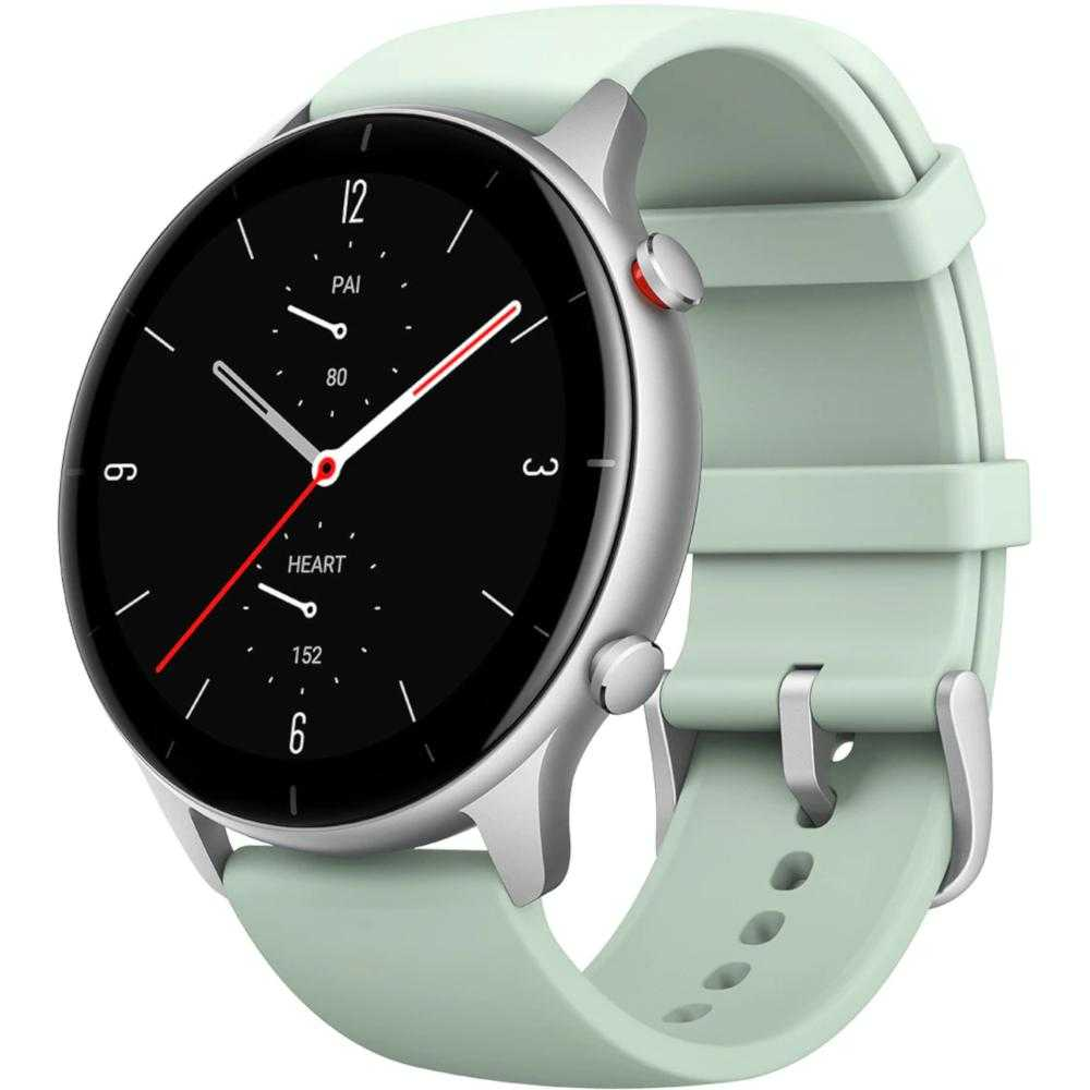 Smartwatch Amazfit Gtr 2e, 47mm, Matcha Green