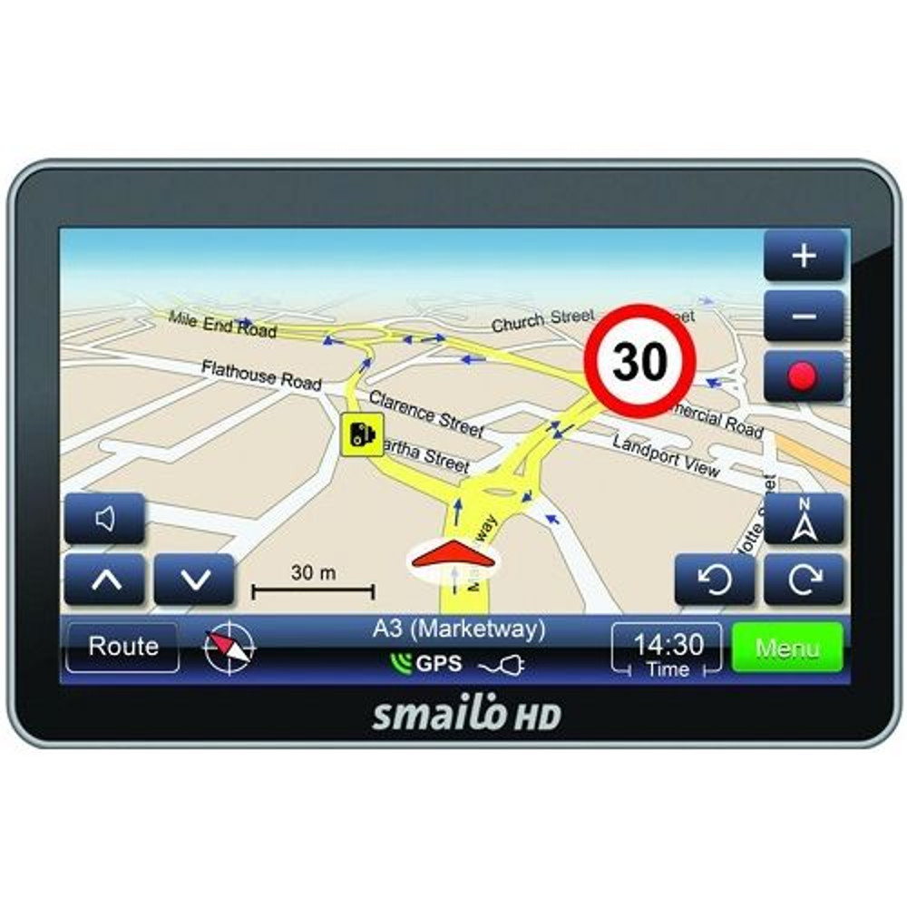 Navigatie GPS Smailo HD50FE LMU, Harta Full Europe