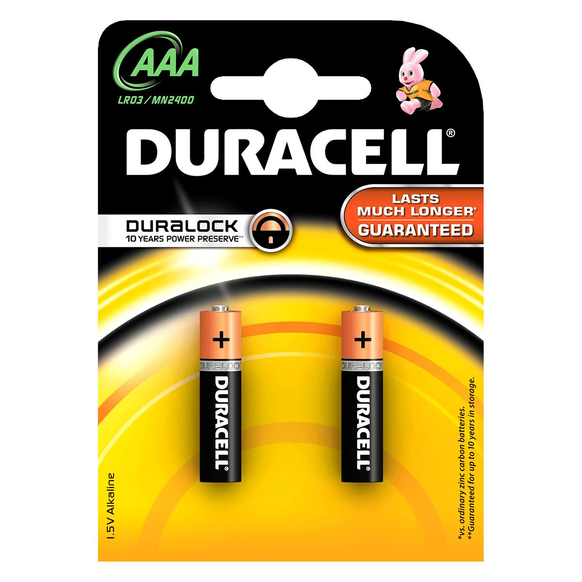 Baterie Duracell Basic AAAK2