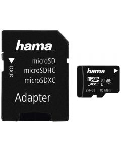Card de memorie Hama SDXC256GB_1
