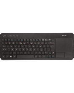 Tastatura Trust VEZA 20960, Wireless, Touchpad_1
