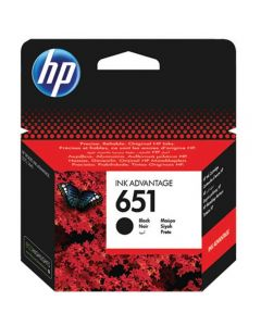 Cartus HP 651 Ink Advantage  Black_1