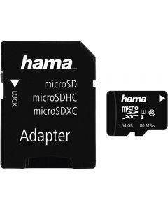 Card de memorie Hama 124140 MicroSDHC_1