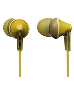 Casti audio In-Ear Panasonic RP-HJE125E-Y, Galben_1