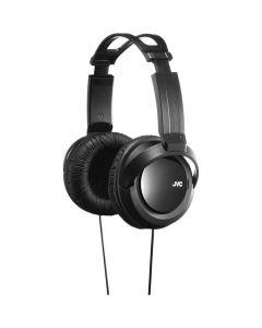 Casti audio On-Ear JVC HA-RX330-E, Negru_001