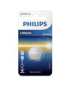 Baterie Philips CR2025, 3V, 1 buc_001