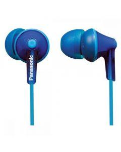 Casti audio In-Ear Panasonic RP-HJE125E-A, Albastru_001