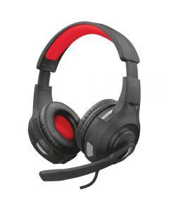 Casti Gaming cu microfon Trust Ravu GXT 307, Negru_001