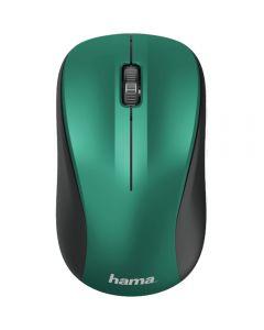 Mouse wireless Hama MW-300, Verde_001